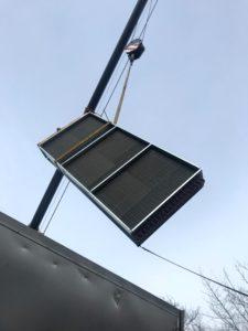 air handling unit coil